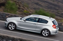 BMW 1-serie kan privatleases til 2.950 kr.
